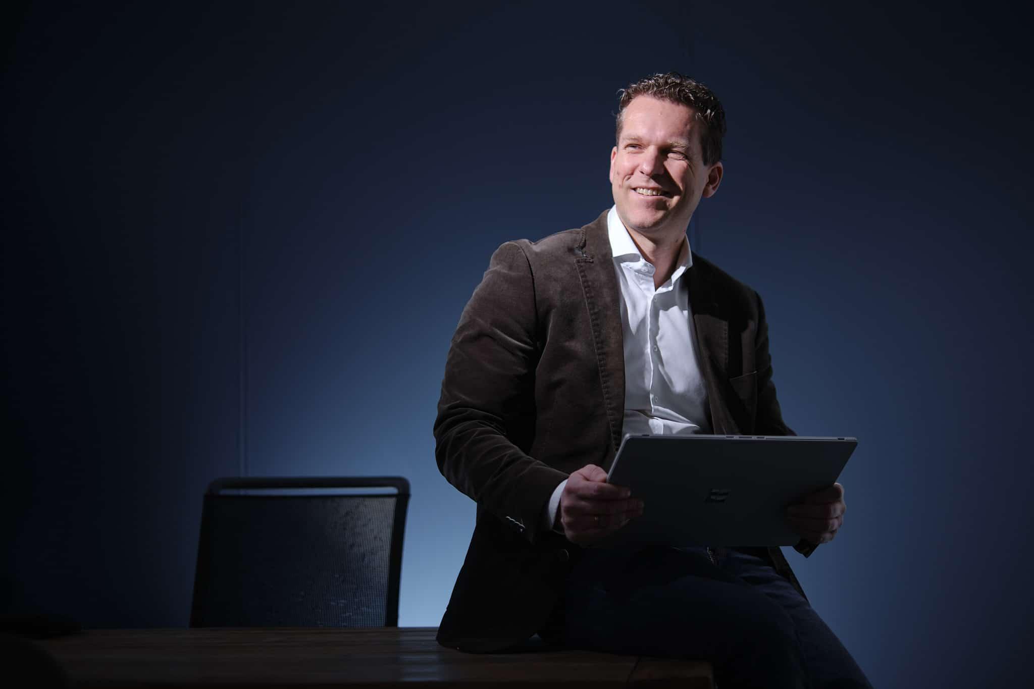 Marcel Langevoort - Blockchain consultancy